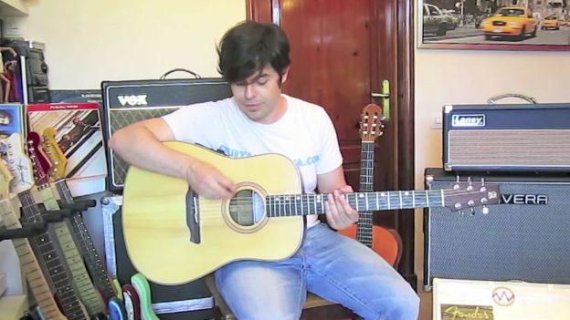 Curso de guitarra online gratis