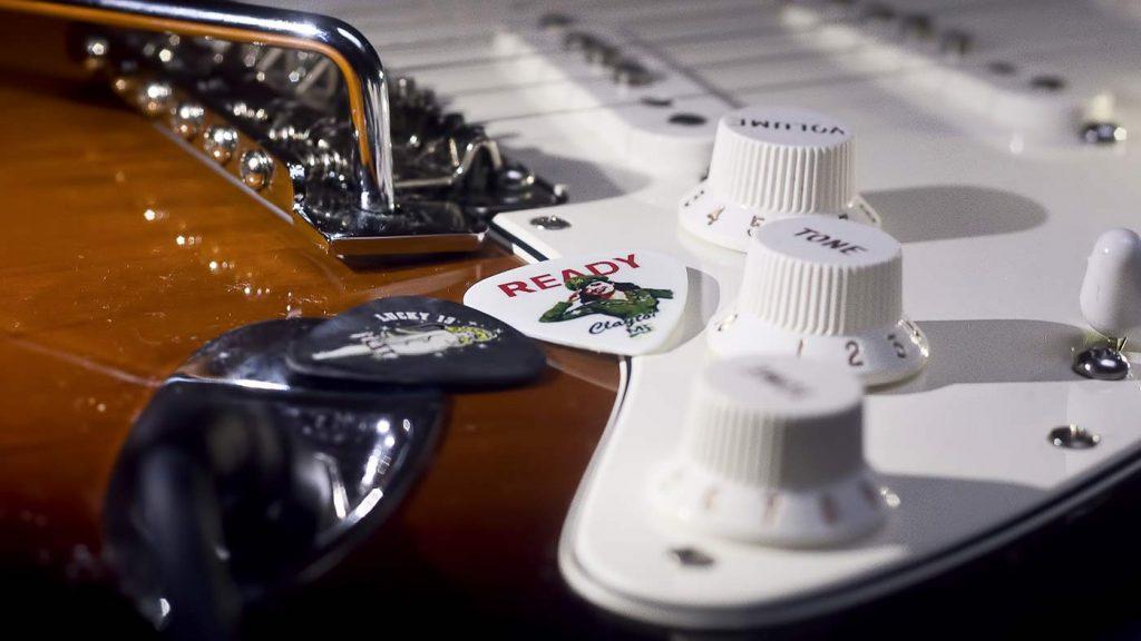 Púas para guitarra, ¿Cuál comprar?